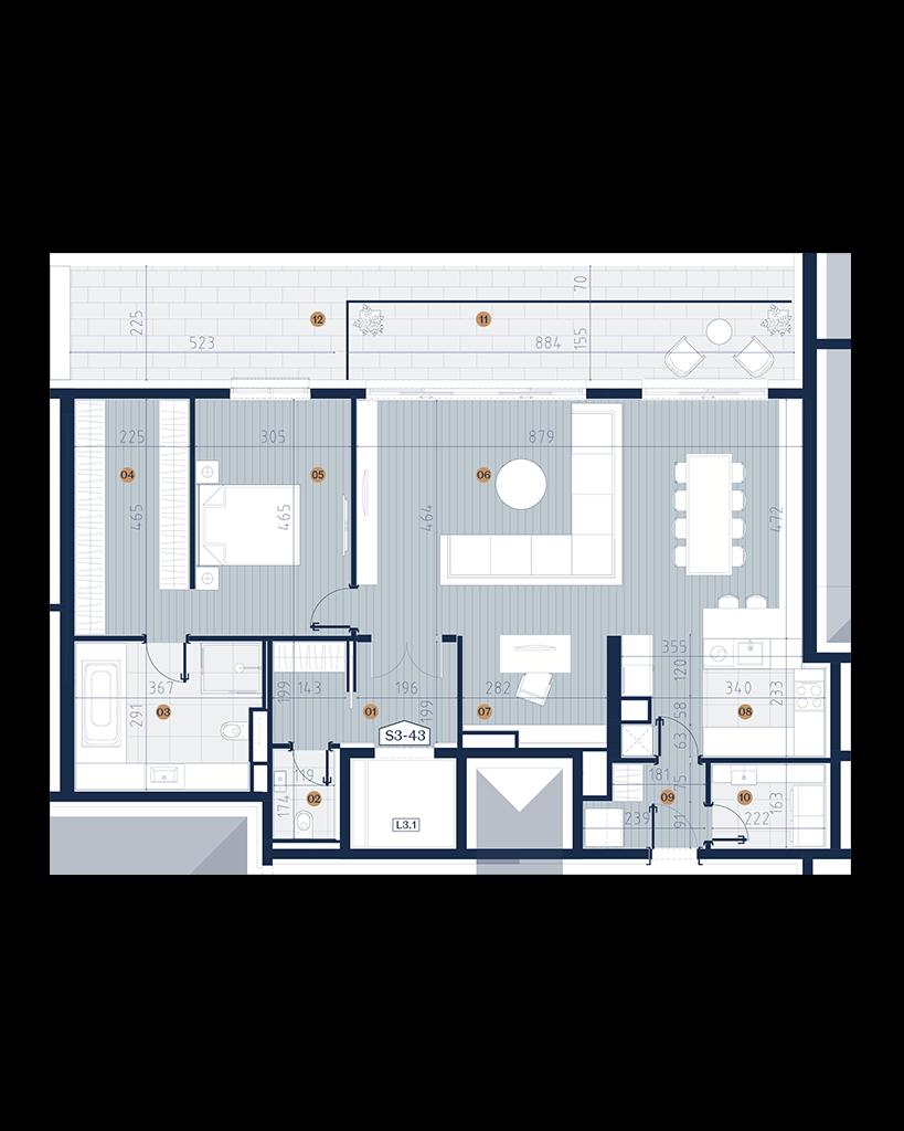 5.4 - penthaus - studio-